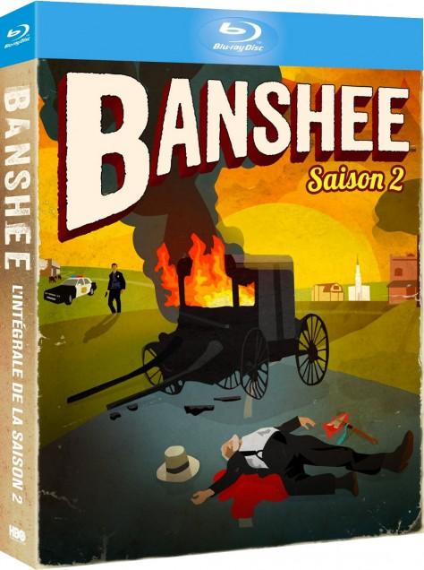 Banshee - Saison 2 - Blu-ray