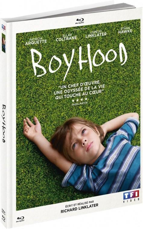 Boyhood - Blu-ray