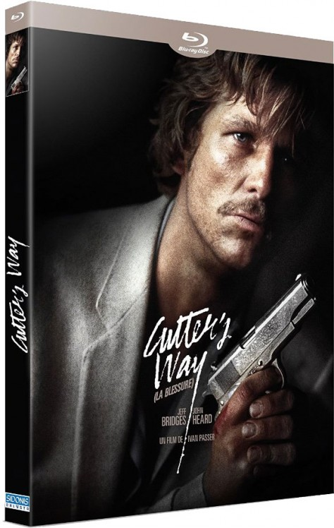 Cutter's Way - Blu-ray