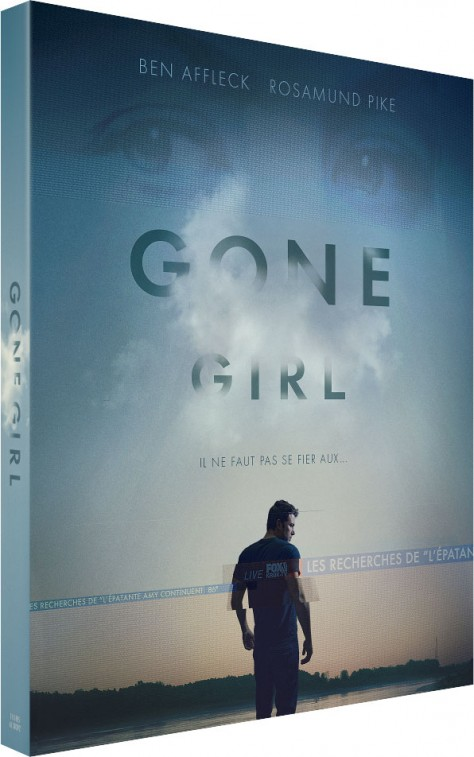 Gone girl - Blu-ray