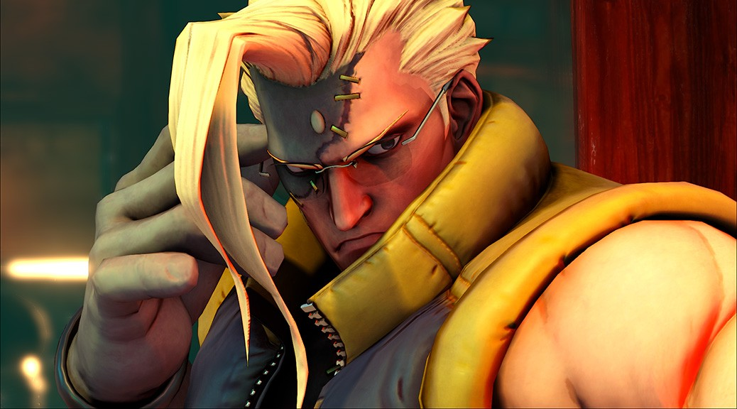 Street Fighter V - PlayStation 4 (Charlie)