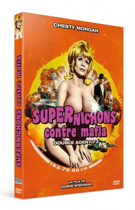 Supernichons contre mafia - DVD Sidonis