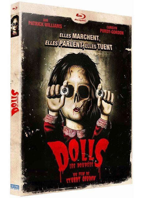 Blu-ray Dolls les poupées Sidonis