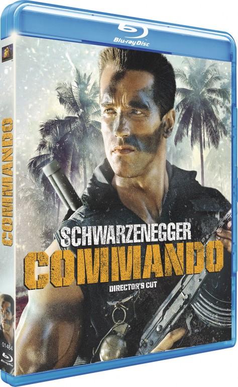Commando - Director's Cut - Blu-ray Français