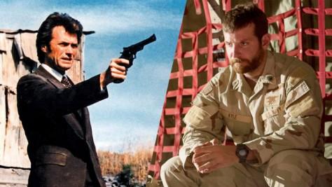 Dirty Harry-American Sniper