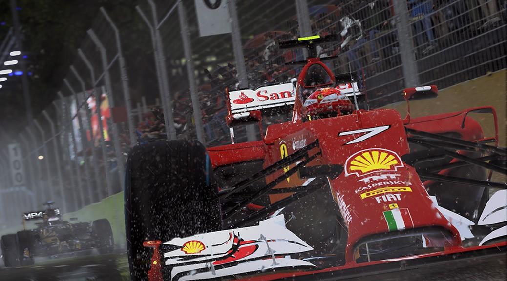 F1 2015 - Jeux vidéo