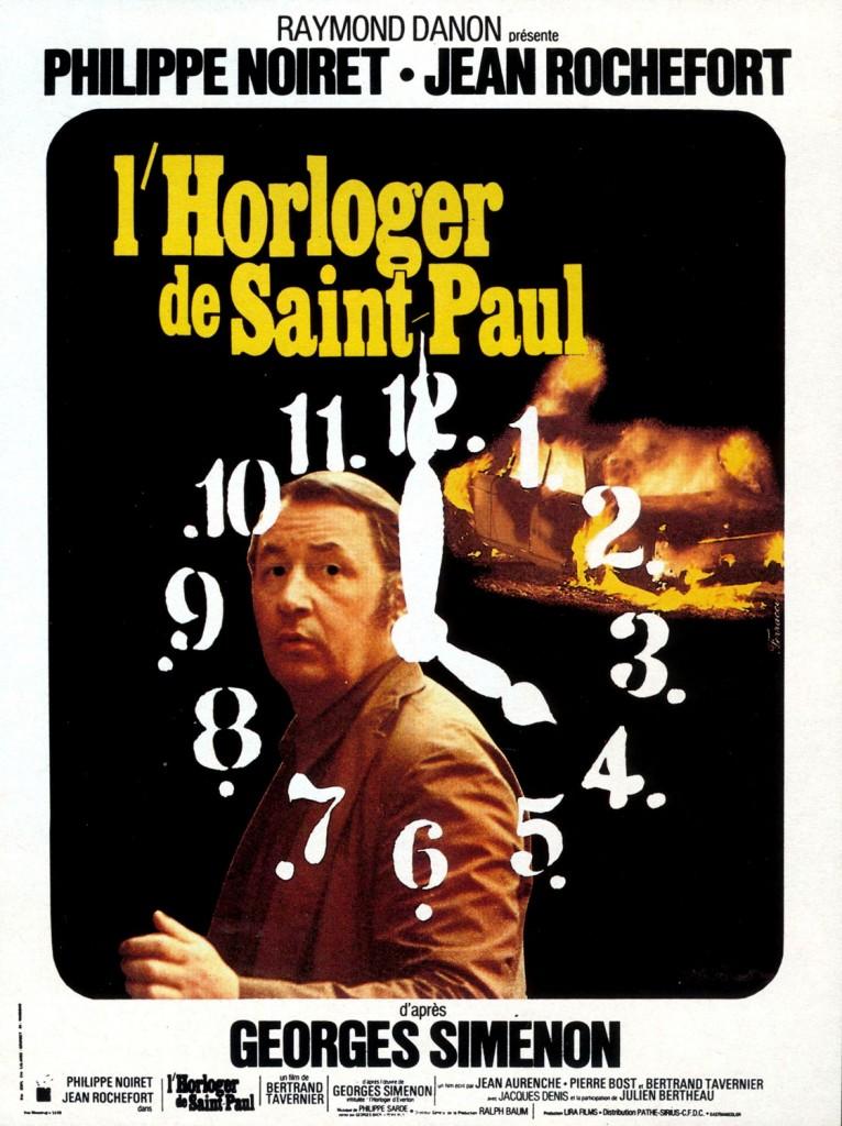 Horloger de Saint-Paul-Affiche