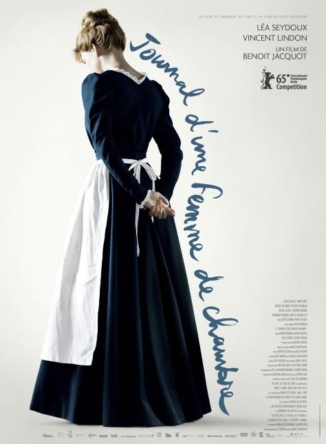 Journal femme chambre-Affiche