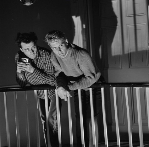 Servant-Bonus-Photo-Dirk-Bogarde-et-James-Fox
