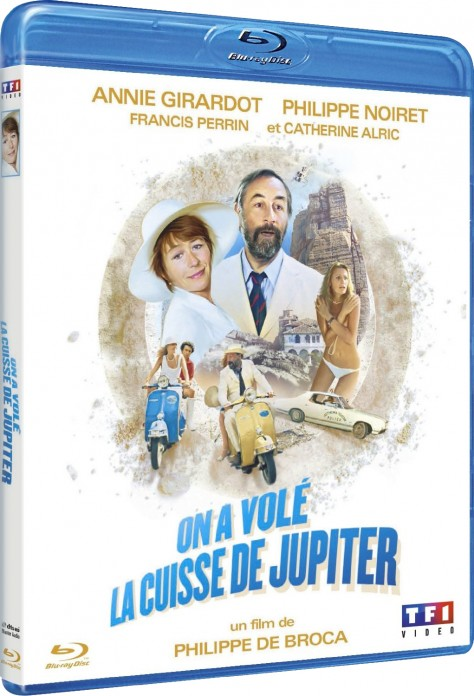 On a volé la cuisse de Jupiter - Philippe de Broca - Blu-ray