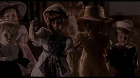 Blu-ray Dolls Les poupées Stuart Gordon Sidonis
