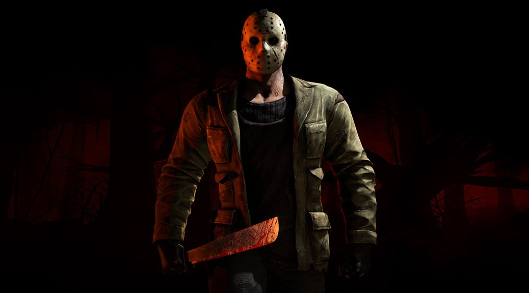Mortal Kombat X - Jason
