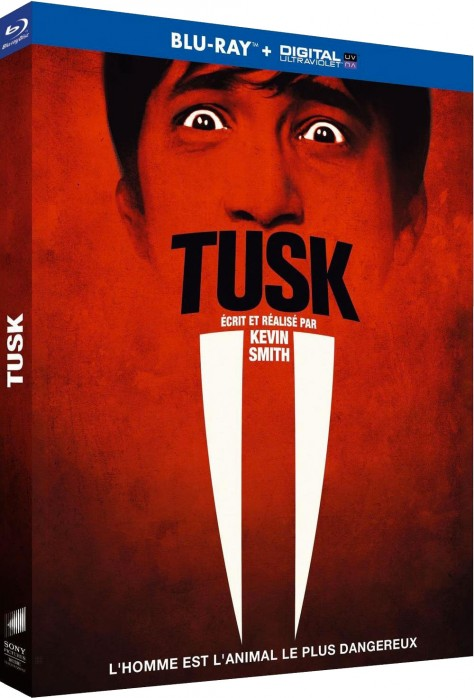 Tusk de Kevin Smith - Blu-ray