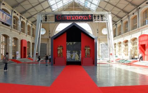 Exposition Gaumont au 104