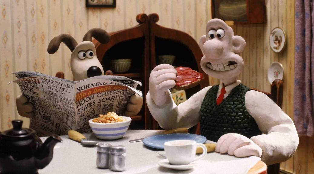 Aardman - Wallace et Gromit