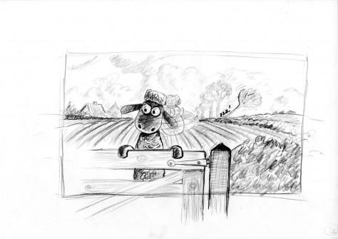Aardman animations - Shaun le mouton
