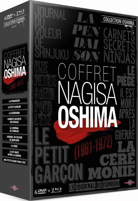 Coffret Oshima Carlotta