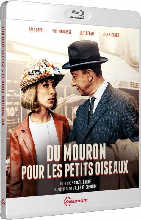 Du mouron pour les petits oiseaux - Blu-ray - Packshot