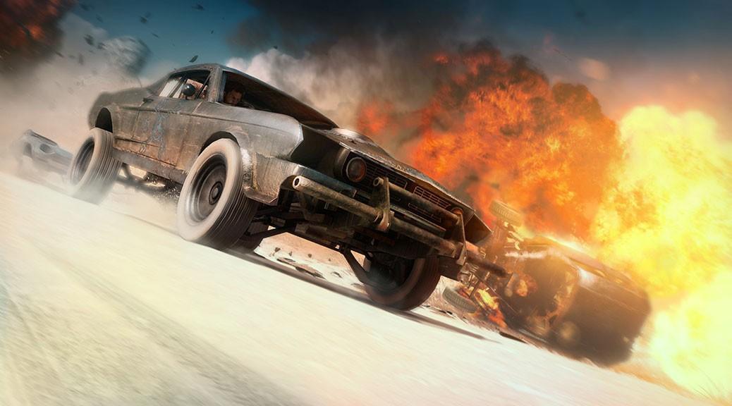 Mad Max : Le jeu