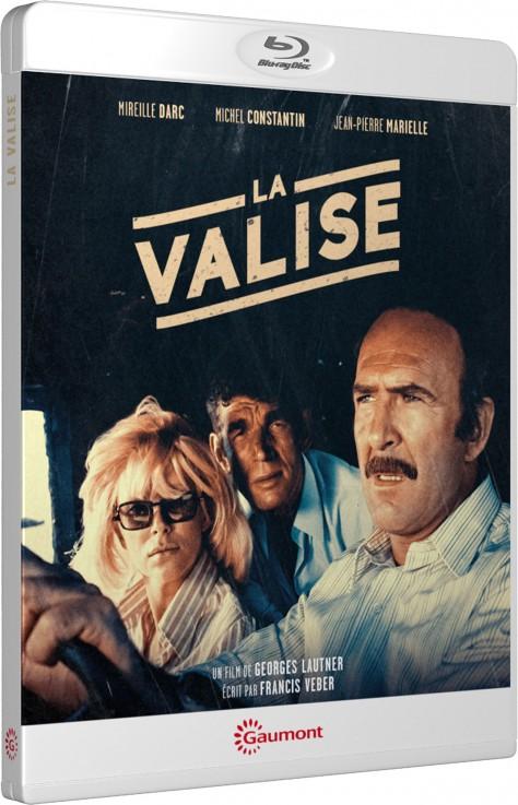 La Valise - Georges Lautner - Blu-ray - Packshot