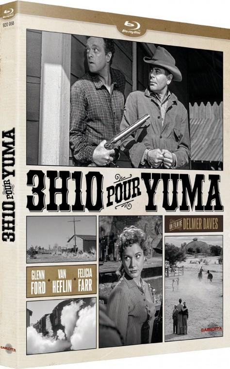 3h10 pour Yuma - Blu-ray