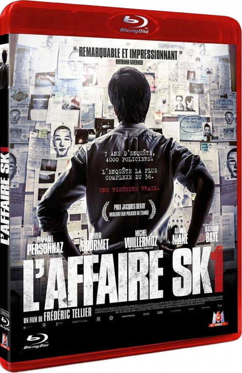 L'Affaire SK1 - Blu-ray