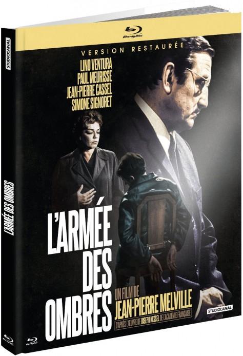 L'Armée des ombres - Blu-ray