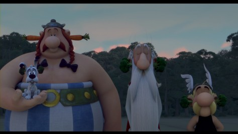 Astérix - Le Domaine des Dieux - Blu-ray