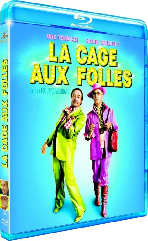 La Cage aux folles - Blu-ray