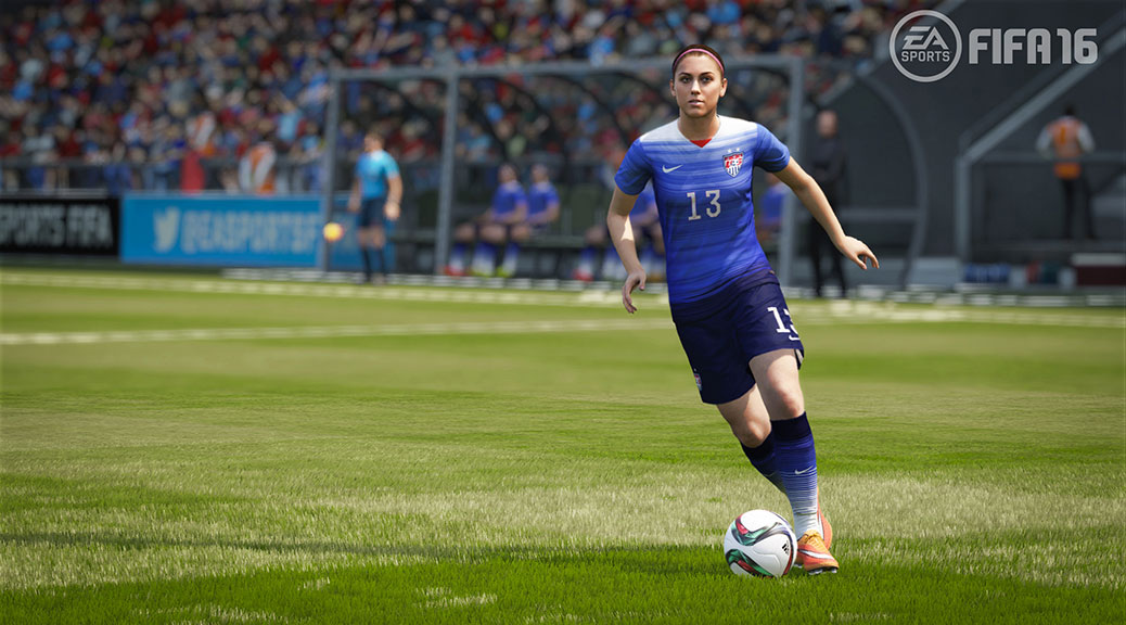 FIFA 16 - Xbox One & PlayStation 4