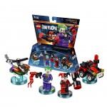 LEGO Dimensions - Joker & Harley Pack Héros