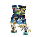 LEGO Dimensions - White Ninja Pack Héros
