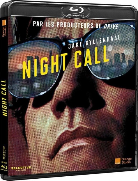 Night Call-Jaquette Blu-ray