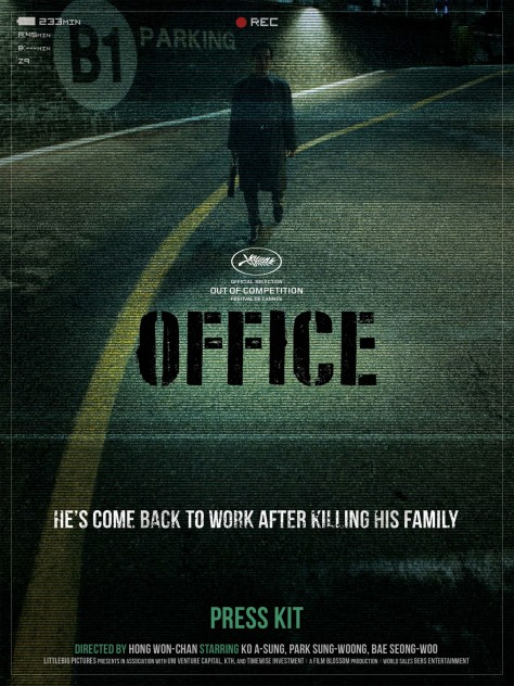 Office - Affiche Cannes