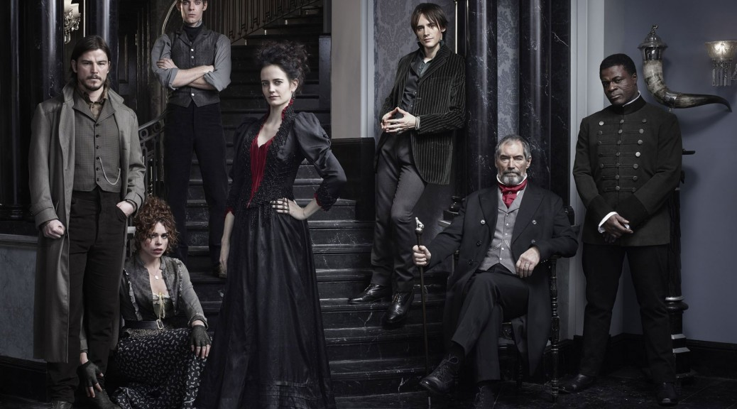 Penny Dreadful Une