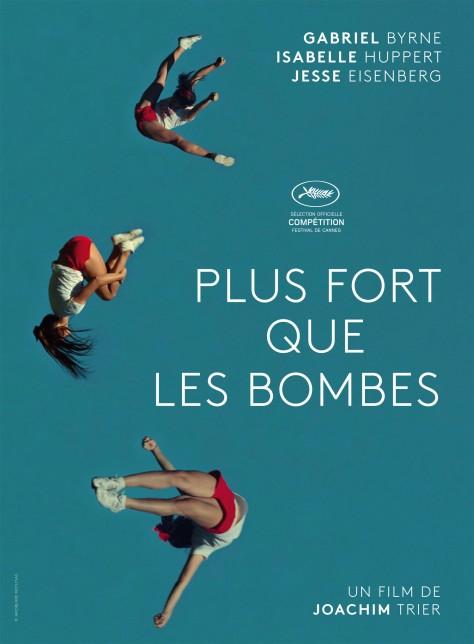 Plus fort que les bombes - Affiche Cannes