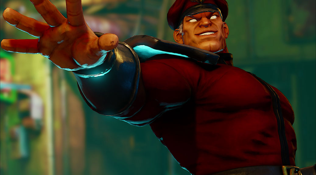 Street Fighter V - PlayStation 4 (Mr Bison)