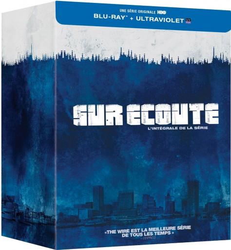 The Wire / Sur écoute - L'intégrale de la série - Blu-ray