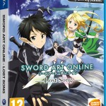 Sword Art Online : Lost Song - Packshot PlayStation Vita