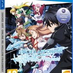 Sword Art Online Re : Hollow Fragment - Packshot PlayStation 4