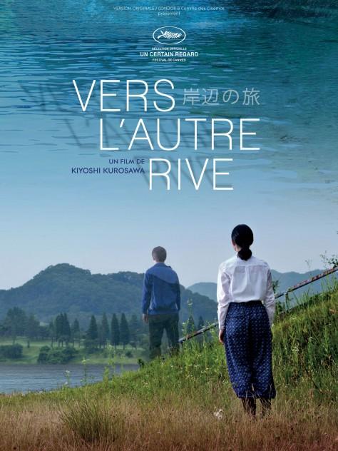 Vers l'autre rive - Affiche Cannes 2015