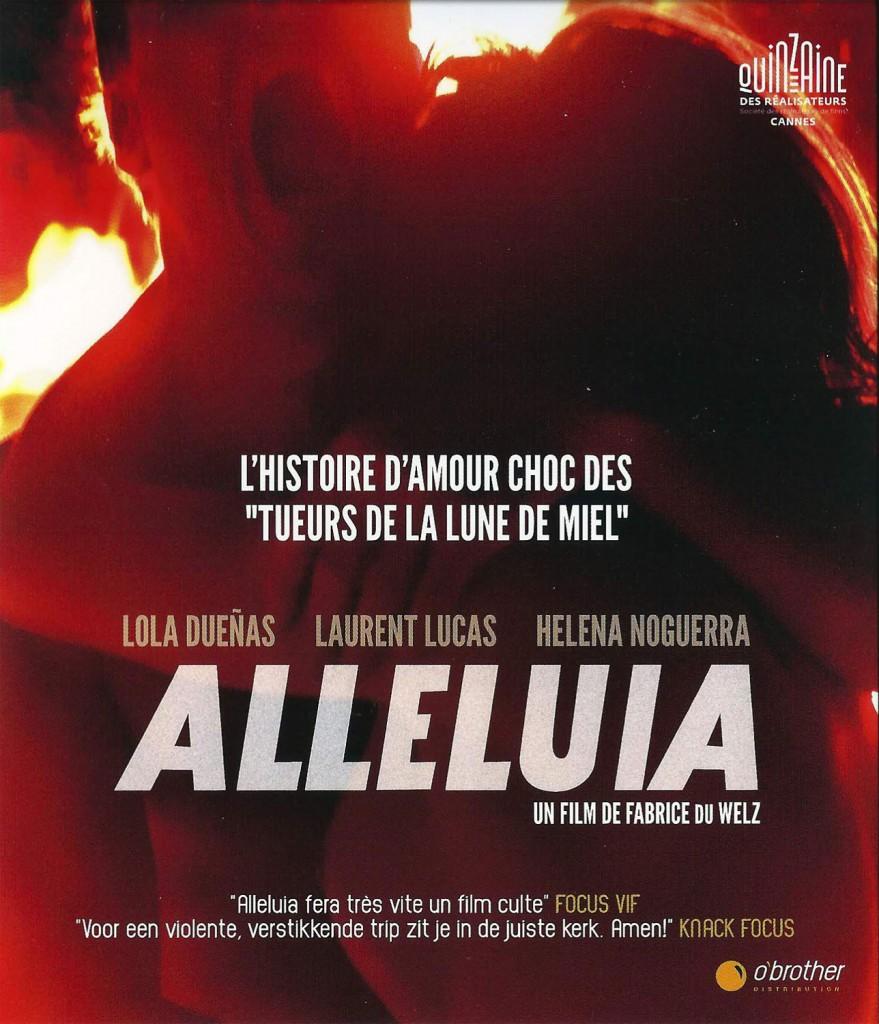 Alleluia - Jaquette Blu-ray