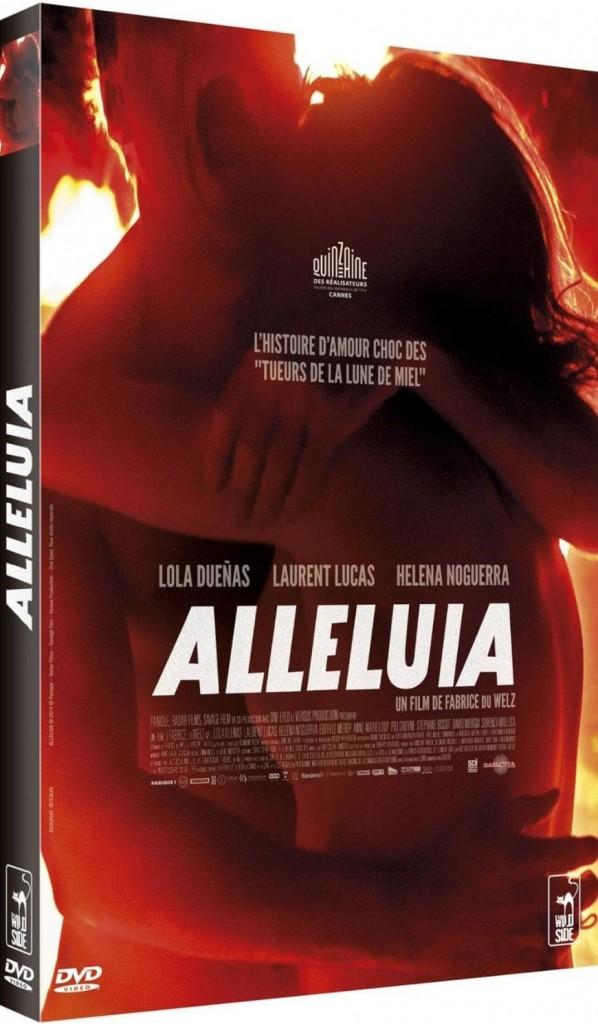 Alleluia - Jaquette DVD