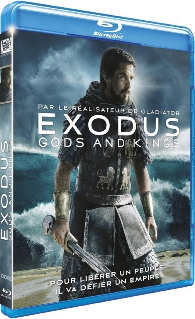 Exodus - Cover Blu-ray