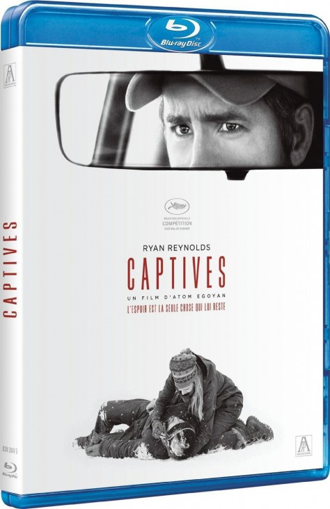 Captives - Jaquette Blu-ray 3D
