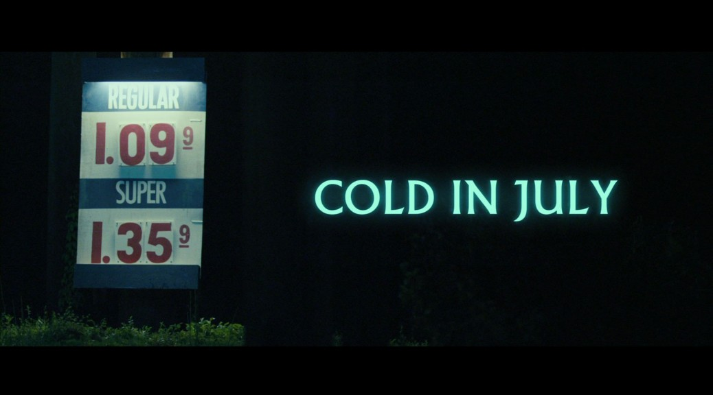 Cold in July - Capture Blu-ray WildSide