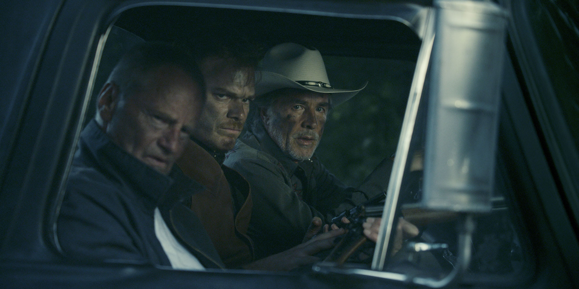 Cold In July - Michael C. Hall, Don Johnson, Sam Shepard