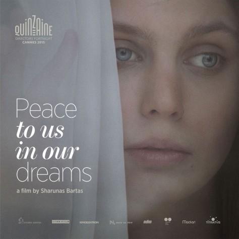 Cover Dossier de presse - Peace to Us in Our Dreams