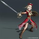 Dragon Quest Heroes : Le Crépuscule de l'Arbre du Monde - Aurora