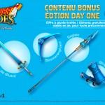 Dragon Quest Heroes : Le Crépuscule de l'Arbre du Monde - Bonus day one